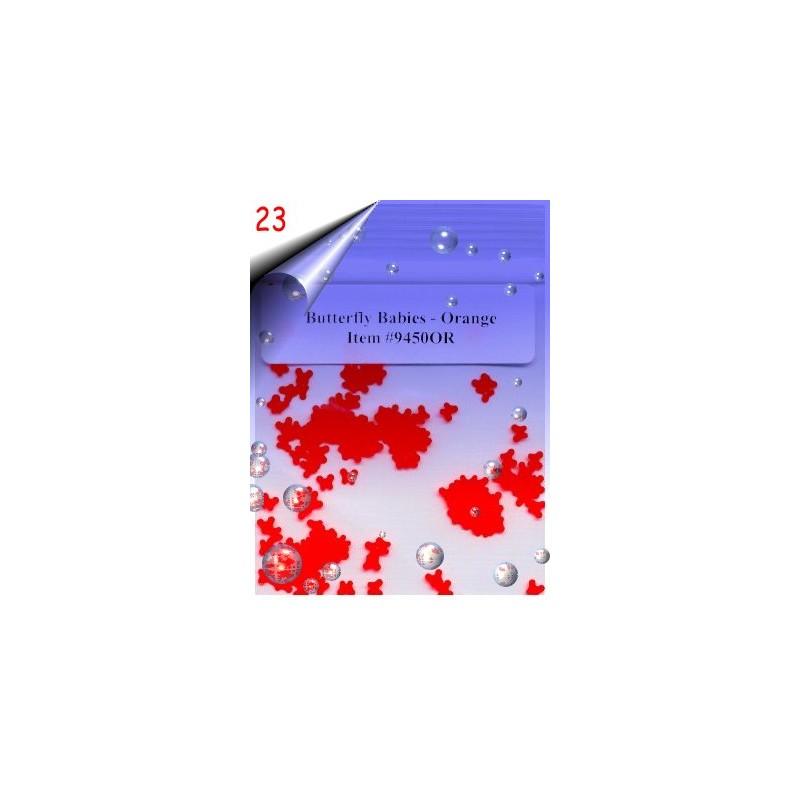 Nailart Shapes ~ Schmetterlinge Nr.23