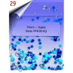 Nailart Shapes ~ Sterne Nr.29