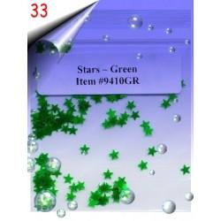 Nailart Shapes ~ Sterne Nr.33