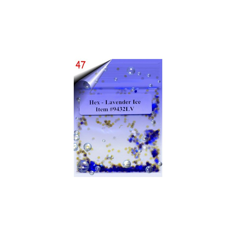 Nailart Shapes ~ Hexagone Nr.47