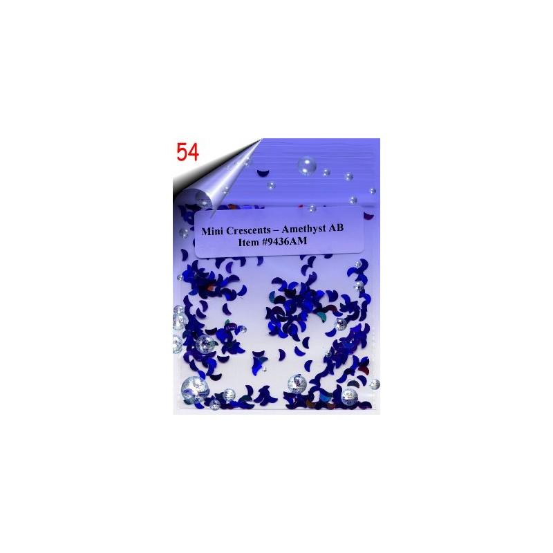 Nailart Shapes ~ Halbmond Nr.54