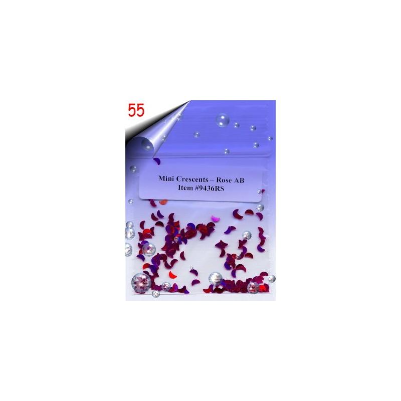 Nailart Shapes ~ Halbmond Nr.55