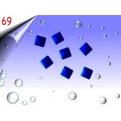 Metall Nailart ~ Einleger Quadrat Nr.69