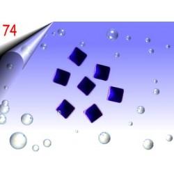 Metall Nailart ~ Einleger Quadrat Nr.74