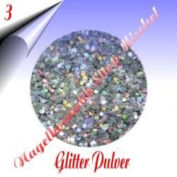 Glitter Pulver ~ Glitzerstaub Nr.3