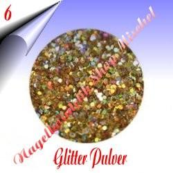 Glitter Pulver ~ Glitzerstaub Nr.6