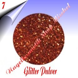 Glitter Pulver ~ Glitzerstaub Nr.7
