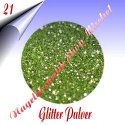 Glitter Pulver ~ Glitzerstaub Nr.21