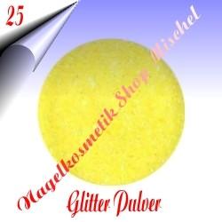 Glitter Pulver ~ Glitzerstaub Nr.25