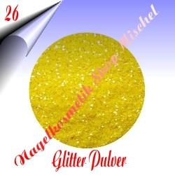 Glitter Pulver ~ Glitzerstaub Nr.26