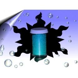 Nailart Glitter Pigment Aqua Nr.5