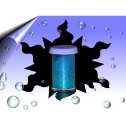 Nailart Glitter Pigment Stratos Blue Nr.7