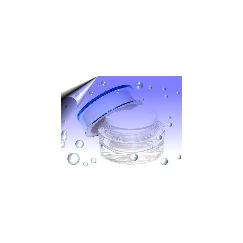 UV French Gel milchig Weiß 15g