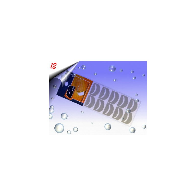 Nailart Airbrush Papier Schablone Nr.12