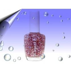 Glitter Nagellack 16ml ~ Partikeln Multi Violett Nr.10