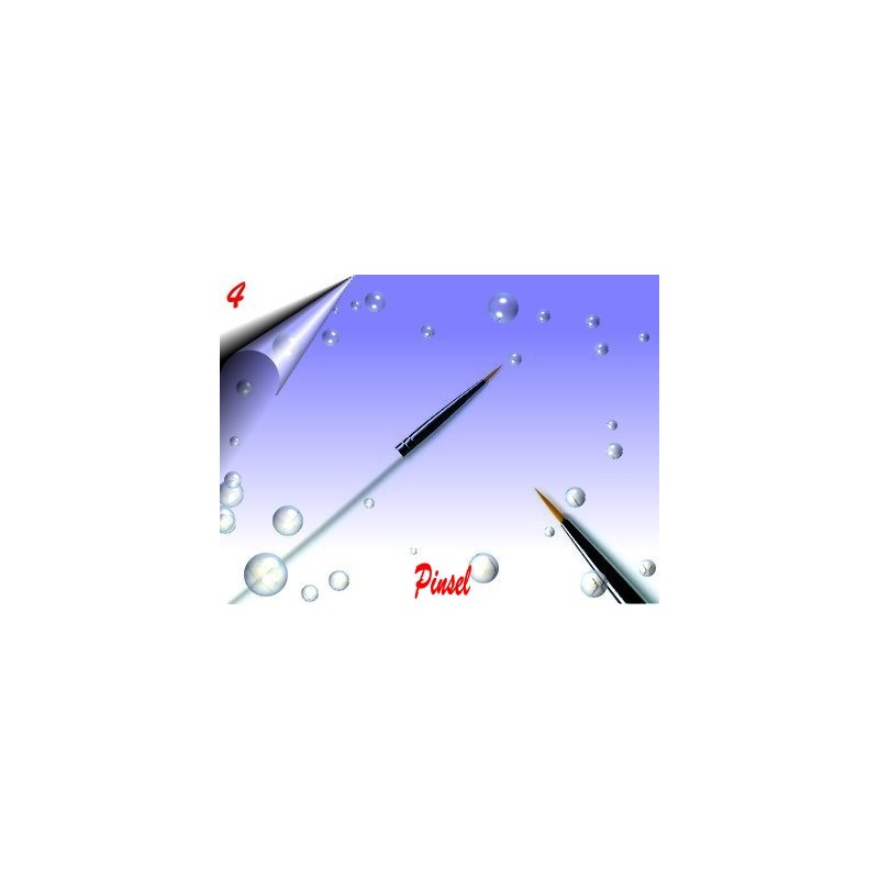 Nail Art Pinsel Nr.4