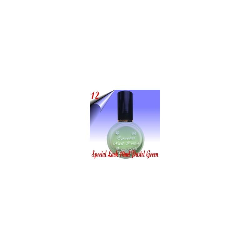 Original Konad Nail Stamping Nagellack Pastellgrün 10ml Nr.12