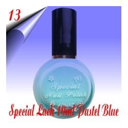 Original Konad Nail Stamping Nagellack Pastellblau 10ml Nr.13