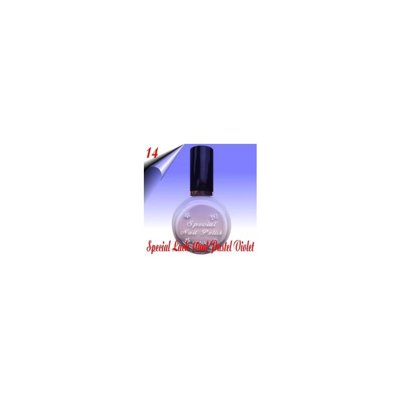Original Konad Nail Stamping Nagellack Pastellviolett 10ml Nr.14