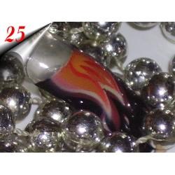 Airbrush Nageltips Blibox 20 Stück Nr.25