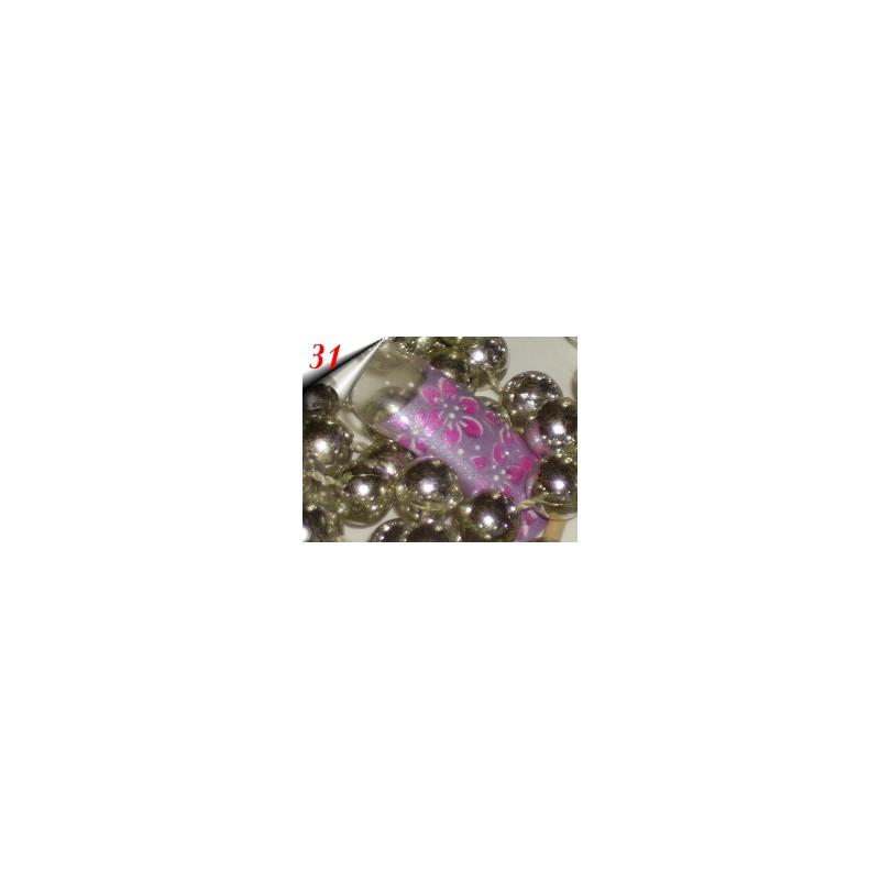 Airbrush Nageltips Blibox 20 Stück Nr.31