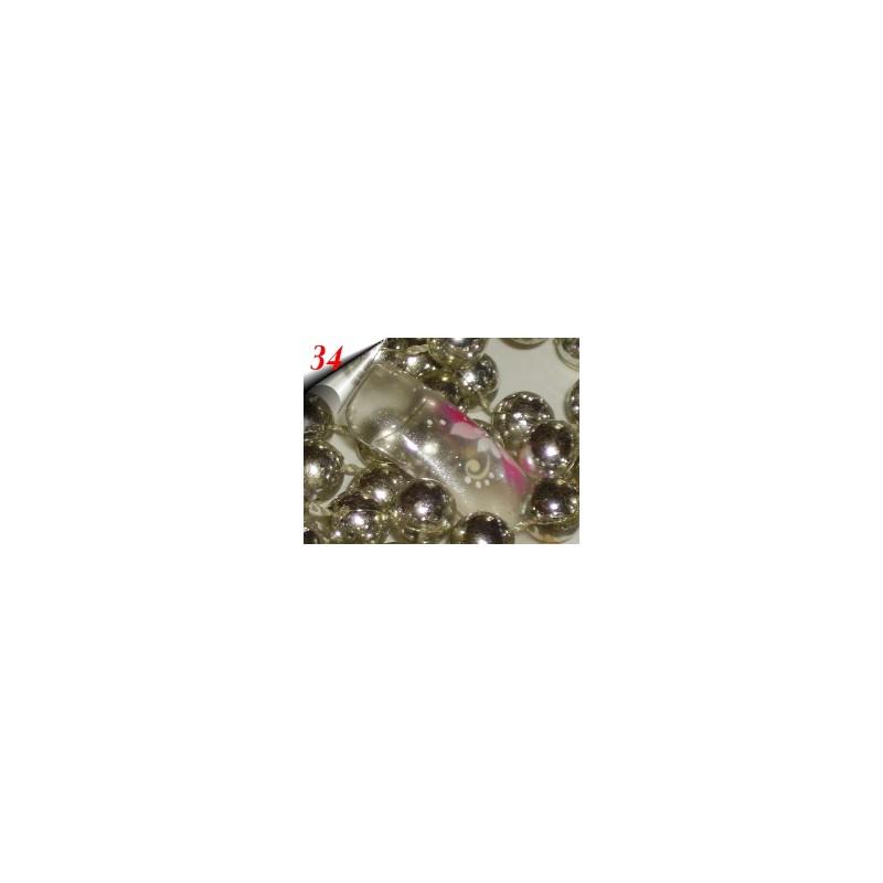 Airbrush Nageltips Blibox 20 Stück Nr.34