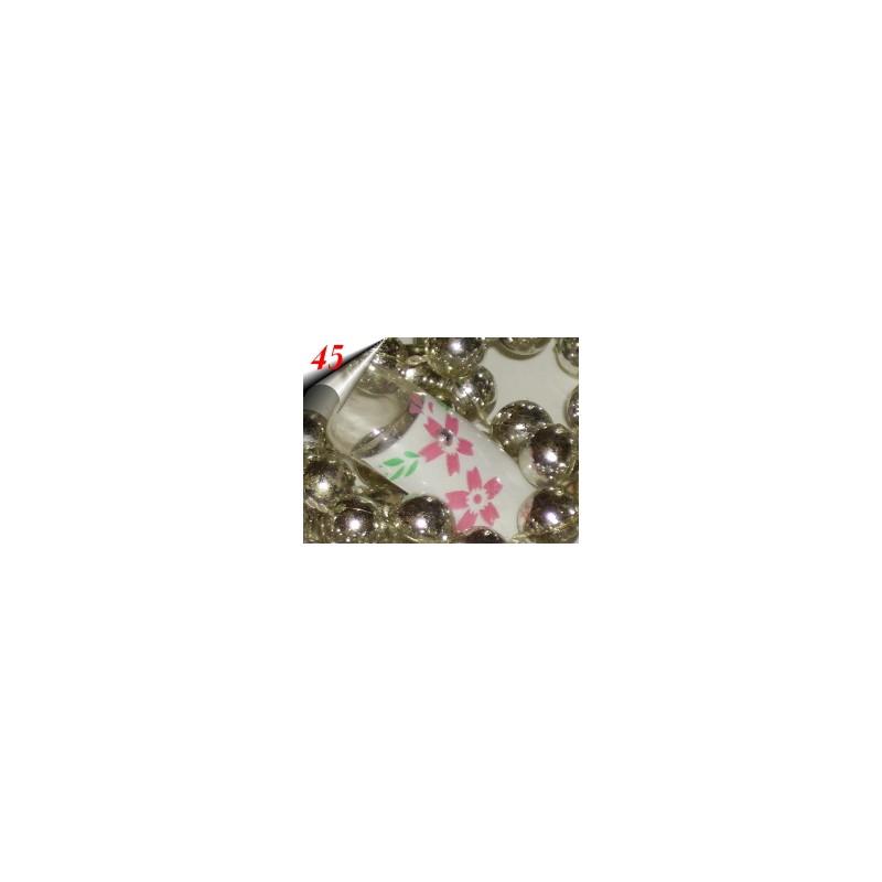 Airbrush Nageltips Blibox 20 Stück Nr.45
