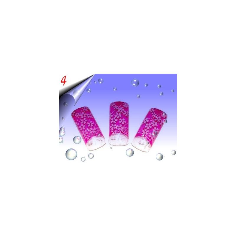 Airbrush Designer Nagel Tips Nr.4 ~ 70 Stück inkl. Tipbox