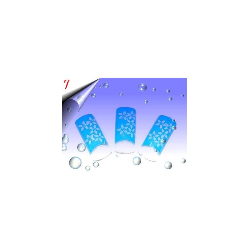 Airbrush Designer Nagel Tips Nr.7 ~ 70 Stück inkl. Tipbox