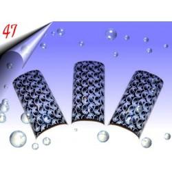 Airbrush Designer Nagel Tips Nr.47 ~ 70 Stück inkl. Tipbox