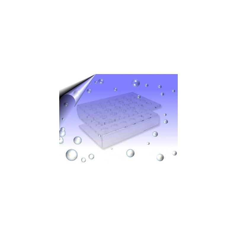 Pinsel Ständer ~ Pinselhalter für 32 Pinsel