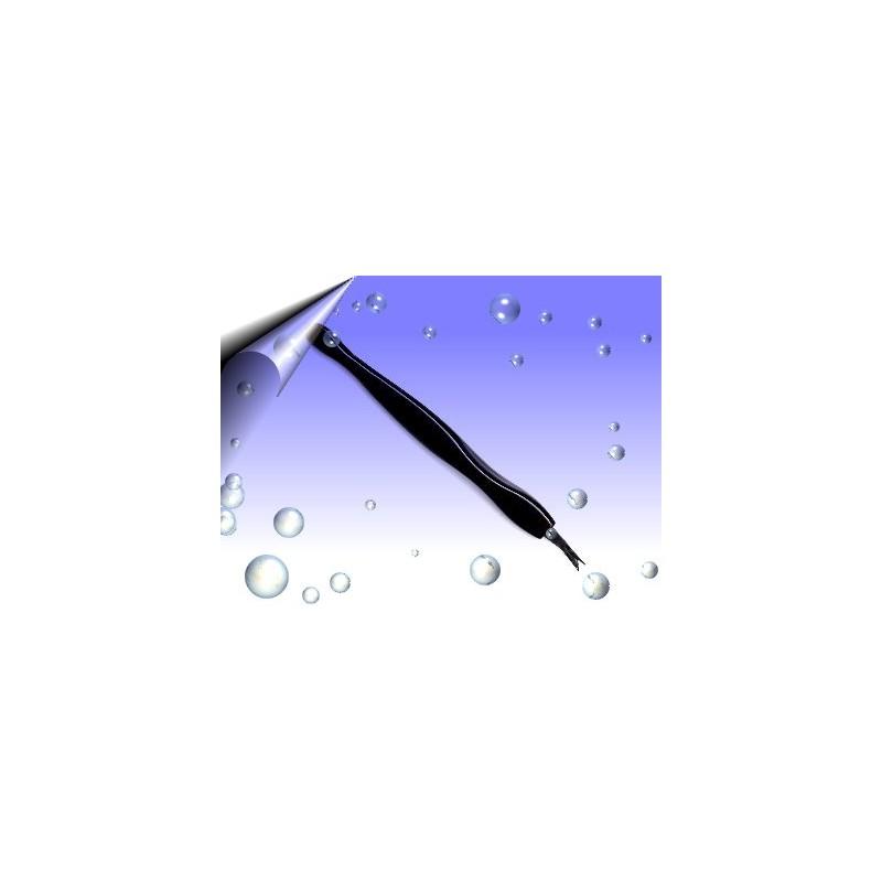 Nagelhautmesser ~ Nagelhautschneider Braun