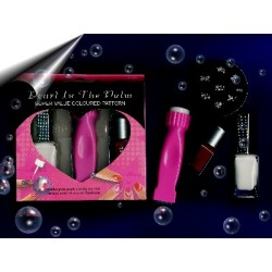 Nailart Stamping Set C