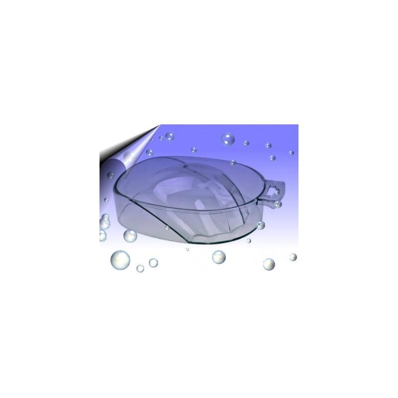Manikürschale transparent Klar