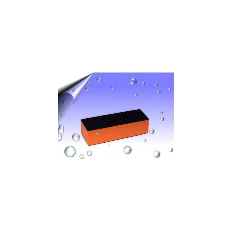 Nagel Buffer ~ Schleifblock Schwarz-Rot